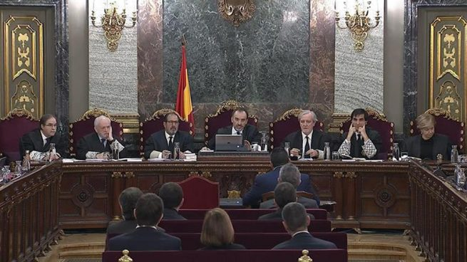 juicio al proces tribunal supremo