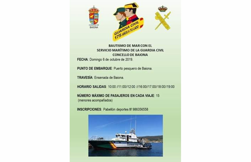 bauizo patrullera guardia civil