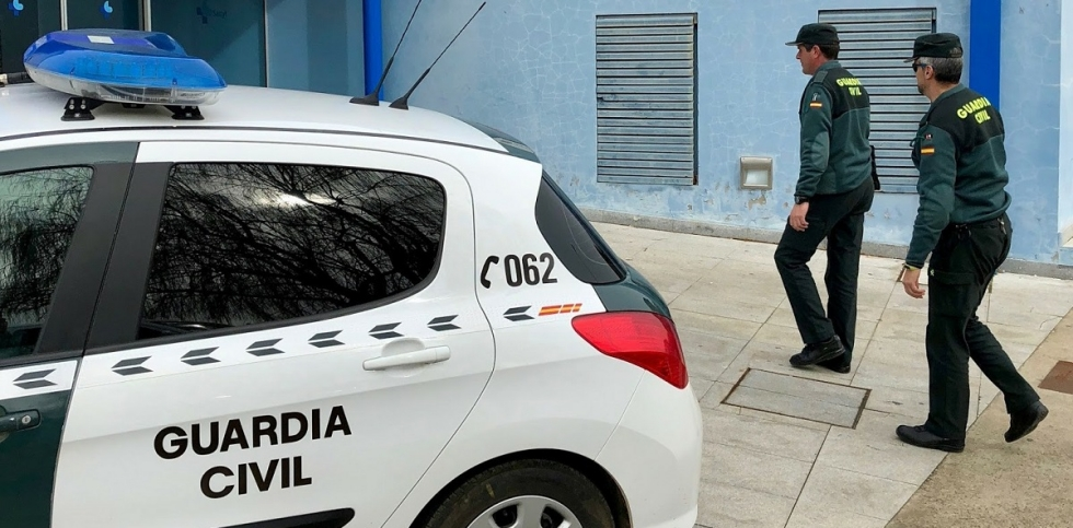 646 guardia civil