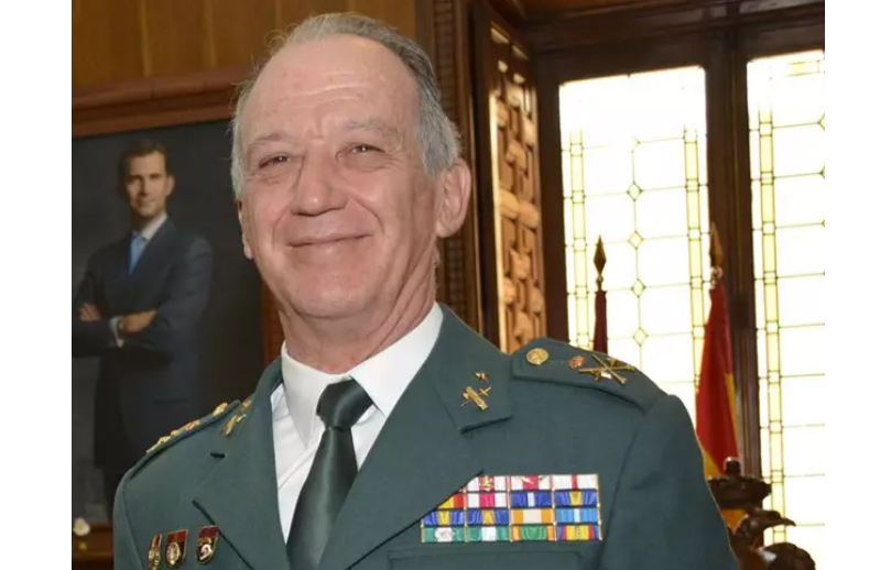 El General de la Guardia Civil, Francisco Esteban, nuevo comandante de las 11 misiones civiles de UE
