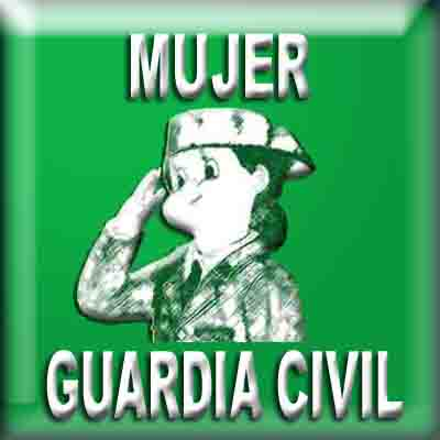 Mujer Guardia Civil