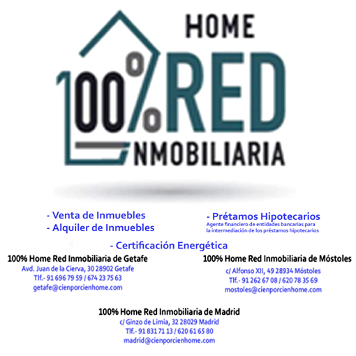 HOME 100% RED INMOBILIARIA